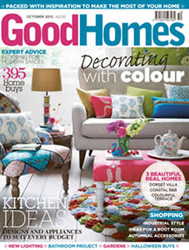 Good Homes Magazine  (UK) - 12 iss/yr (To US Only)