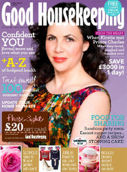 Good Housekeeping Magazine  (UK) - 12 iss/yr (To US Only)