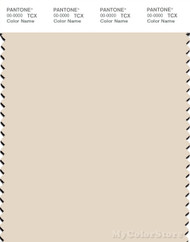 PANTONE SMART 12-0000X Color Swatch Card, White Swan