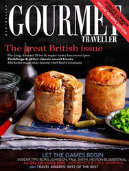 Gourmet Traveller Magazine  (Australia) - 12 iss/yr (To US Only)