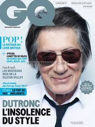 GQ Magazine  (French) - 12 iss/yr (To US Only)