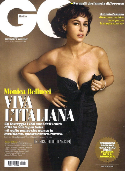 GQ Magazine  (Italy) - 12 iss/yr (To US Only)