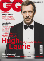 GQ Magazine Subscription (UK) - 12 iss/yr