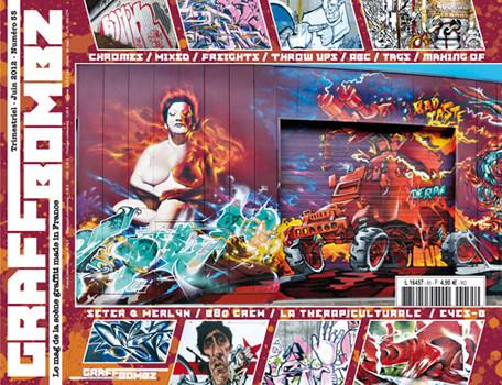 Graff Bombz Magazine Subscription (Switzerland) - 6 iss/yr