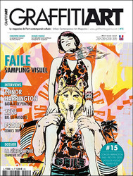 Graffiti Art Magazine  (France) - 4 iss/yr (To US Only)