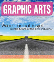 Graphic Arts Monthly Magazine  (US) - 12 iss/yr (To US Only)