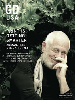 Graphic Design - USA Magazine  (US) - 10 iss/yr (To US Only)