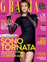 Grazia Magazine  (Italy) - 52 iss/yr (To US Only)