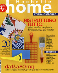 Hachette Home Magazine Subscription (Italy) - 10 iss/yr