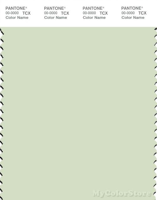 PANTONE SMART 12-0106X Color Swatch Card, Meadow Mist
