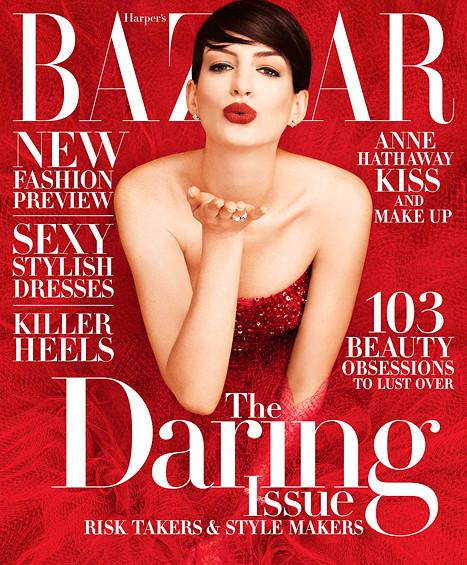 Harper's Bazaar Magazine  (US) - (PRINT EDITION)