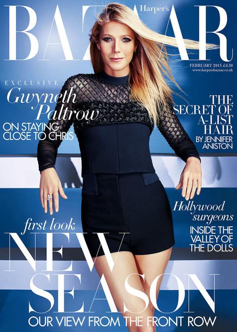 Harpers Bazaar Magazine Subscription (UK) - 12 iss/yr