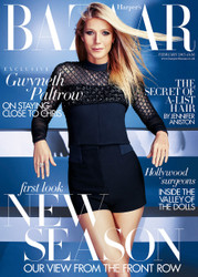 Harper's Bazaar Magazine  (UK) - 12 iss/yr (To US Only)