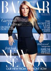 Harper's Bazaar Magazine  (UK) - 12 iss/yr (To US Only)