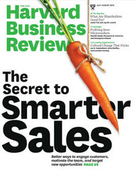 Harvard Business Review Magazine  (US) - 12 iss/yr (To US Only)