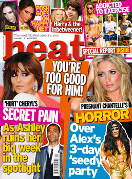Heat Magazine Subscription (UK) - 51 iss/yr
