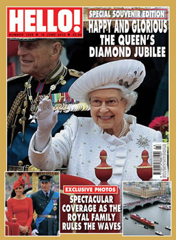 Hello Magazine  (UK) - 52 iss/yr (To US Only)