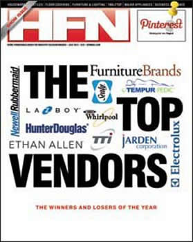 HFN Home Furnishing News - Manufacturers - Magazine Subscription (US) - 52 iss/yr
