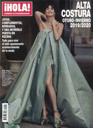 Hola Special Haute Couture Magazine Subscription - 2 iss/yr