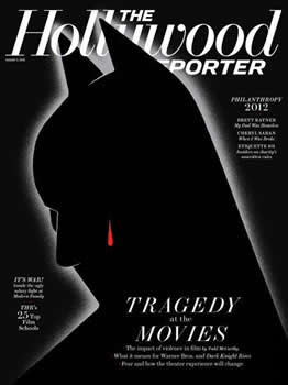 Hollywood Reporter Magazine Subscription (US) - 52 iss/yr