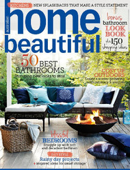 Home Beautiful Magazine  (Australia) - 12 iss/yr (To US Only) Via Air
