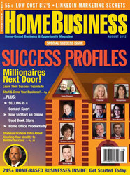 Home Business Magazine  (US) - 6 iss/yr (To US Only)