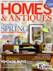 Homes & Antiques Magazine  (UK) - 12 iss/yr (To US Only)
