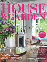 House & Garden Magazine  (UK) - 12 iss/yr (To US Only)