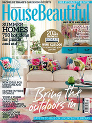 House Beautiful Magazine Subscription (UK) - 12 iss/yr