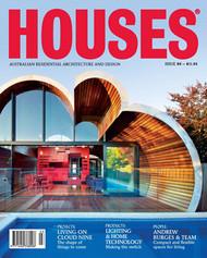 Houses Magazine Subscription (Australia) - 6 iss/yr