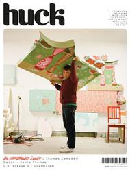 Huck Magazine Subscription (UK) - 6 iss/yr