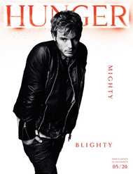 Hunger Magazine  (UK) via air - 2 iss/yr (To US Only)