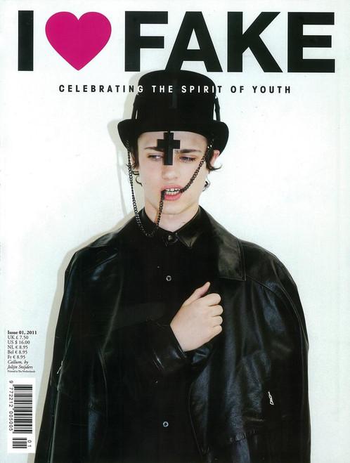 I Love Fake Magazine Subscription (UK) - 2 iss/yr