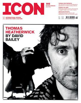 Icon Magazine Subscription (UK) - 12 iss/yr