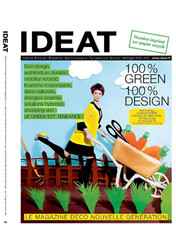 Ideat Magazine  (France) - 8 iss/yr (To US Only)