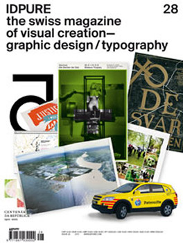 Idpure Magazine Subscription (Switzerland) - 5 iss/yr