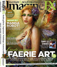 Imagine Fx Magazine  (UK) - 13 iss/yr (To US Only)