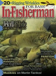 In Fisherman - Journal Of Freshwater Fishing (US) - 8 iss/yr (To US Only)