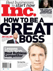 Inc Magazine  (US) - 10 iss/yr (To US Only)