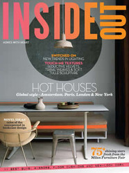 Inside Out Magazine  (Australia) - 12 iss/yr (To US Only) Via Air