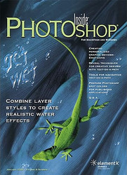 Inside Photoshop Magazine  (US) - 12 iss/yr (To US Only)