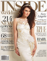 Inside Weddings Magazine Subscription (US) - 4 iss/yr