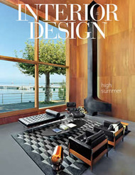Interior Design Magazine Subscription (US) - 12 iss/yr