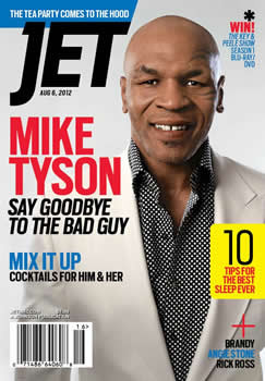 Jet Magazine  (US) - 52 iss/yr (To US Only)