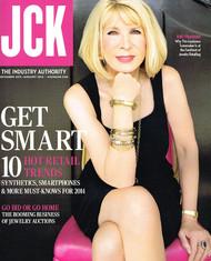 Jewelers Circular Keystone Magazine  (US) - 12 iss/yr (To US Only)
