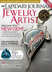 Jewelry Artist - Lapidary Journal  (US) - 12 iss/yr (To US Only)