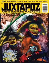 Juxtapoz Magazine Subscription (US) - 12 iss/yr