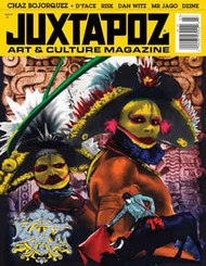 Juxtapoz Magazine  (US) - 12 iss/yr (To US Only)