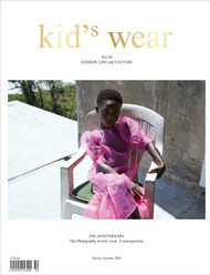 Kids Wear Magazine Subscription (Germany) - 2 iss/yr
