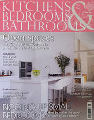 Kitchen Bedrooms & Bathrooms Magazine (UK) - 12 iss/yr (To US Only)
